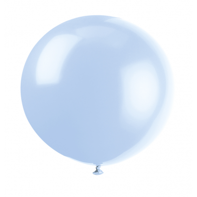 "COOL BLUE Premium Balloons 36"" - pack of 6"