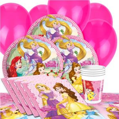 Disney Princess Party Pack - Value SAVE 30%