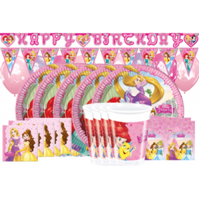 Disney princess Wow Party Pack 16