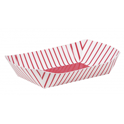 ENTERTAINING ACCESSORIES PAPER  SNACK - PACK OF 8