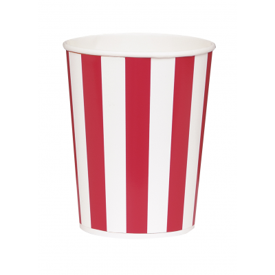 ENTERTAINING ACCESSORIES  SMALL  POPCORN  BUCKETS - PACK OF 4