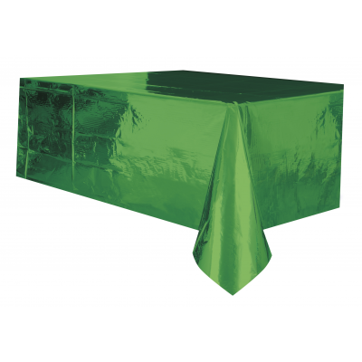 "Green Tablecover 54"" x 108"""