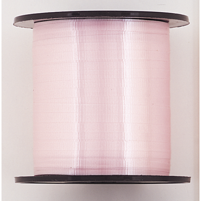 LOVELEY PINK SOLID COLOUR CURLING RIBBON