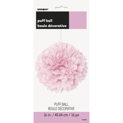 lovely PINK PUFF DECOR