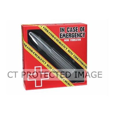 NEW Emergency Mini Vibrator