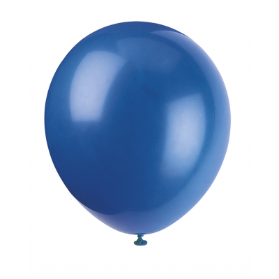 "ROYAL BLUE helium  BALLOONS 5""inch - pack of 72"