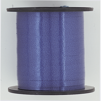 ROYAL BLUE SOLID COLOUR CURLING RIBBON