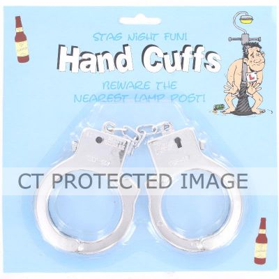 Stag Night Handcuffs